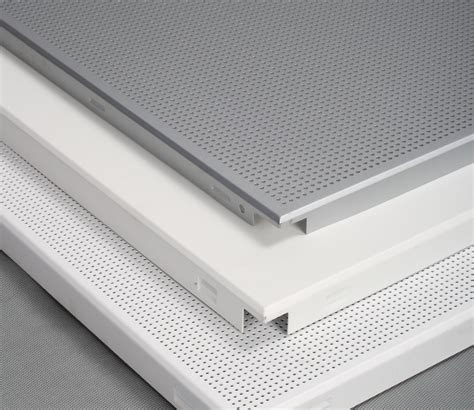 Metal Ceiling Tiles by Perforated Metal Ceiling Tiles Ic Acoustics Networks