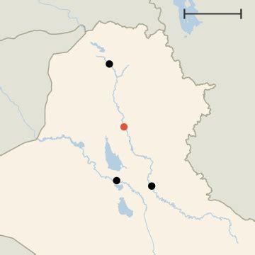 scene of iraqi massacre becomes shiite pilgrimage site