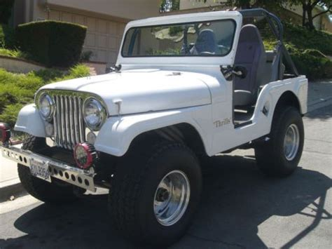 Cj3 Jeep Buy Used Jeep 1963 Cj3 Willy S Ride In Mission Viejo