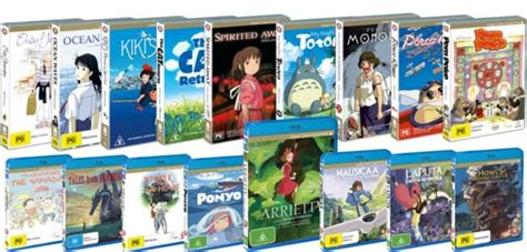 studio ghibli film complet competition win the complete madman studio ghibli blu ray