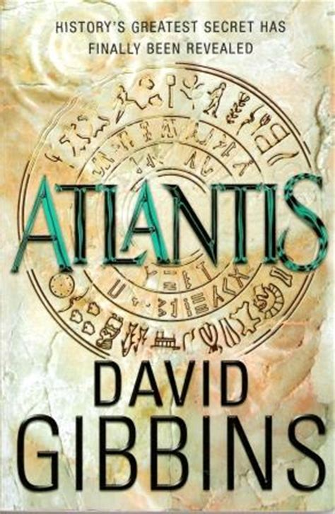Novel David Gibbins Atlantis Crusader Gold david gibbins books