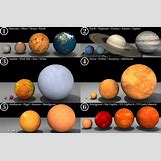 Solar System Scale Distance Size   940 x 617 jpeg 116kB
