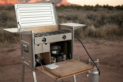 Field Kitchen by Adventure Journal Kanz Outdoors Field Kitchen