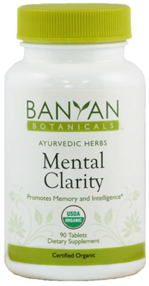 Detox For Mental Clarity by Mental Clarity Tablets The Oshan Center