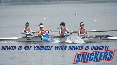 row your boat parody snickers parody row2k rowing photo of the day