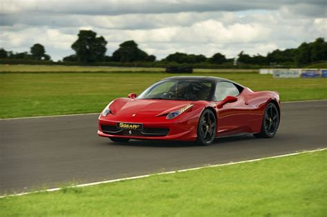 Ferrari 458 Italia Thrill   Driving Experience Days