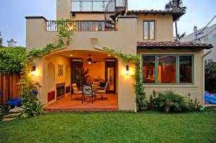 Spanish Revival Homes by Spanish Colonial Revival Mediterranean Exterior Los