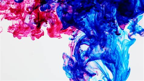 colored ink rainbow inks in water hd colorful ink streams traverse