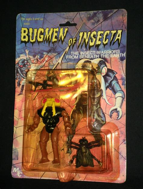 insect figure 80s featured ebay auctions forgotten 80 s toys the toyark