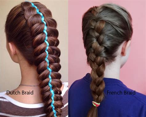 whats the diff btw box braids and regukar braids pin the difference between french braids dutch and