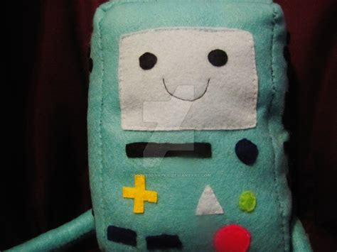 Handmade Stuffed Animals For Sale - handmade adventure time bmo plush for sale by
