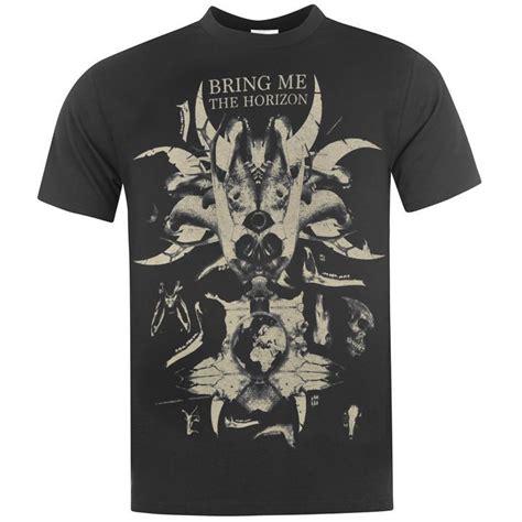 Tshirt Bring Me The Horizon Black 2 official mens bring me the horizon t shirt sleeve
