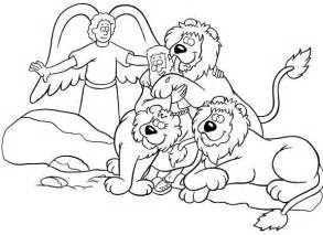 daniel in the s den coloring page daniel and the lions den coloring page daniel coloring