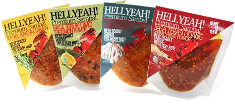 Hellyeah Sambal Bawang Putih by Hellyeah Premium Sambal