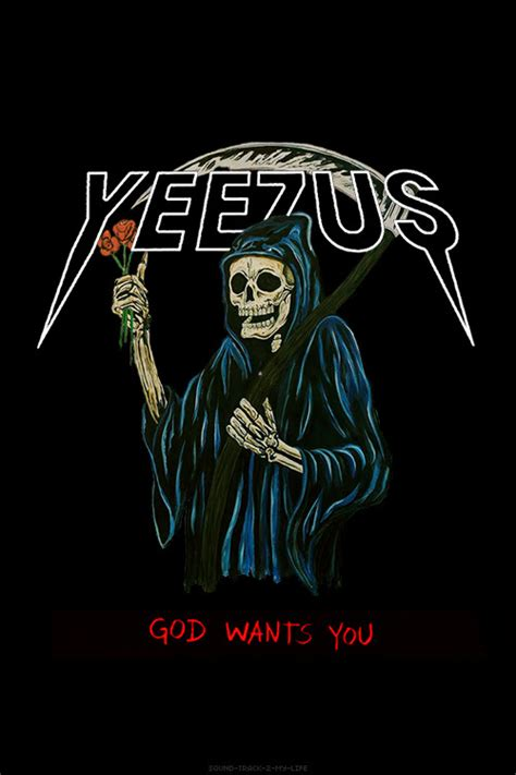 T Shirt Kaos Hypebeast Yeezus God Wants You 0604 Dear Aysha god wants you