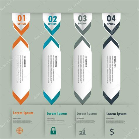 design a label in illustrator infographic label design element vector illustrator design