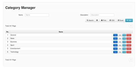 codeigniter format date for mysql codeigniter crud data management system by vudoanthang