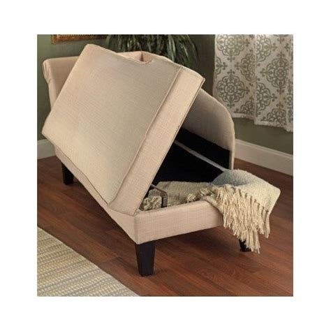 storage chaise lounge chair product reviews buy beige tan storage chaise lounge sofa