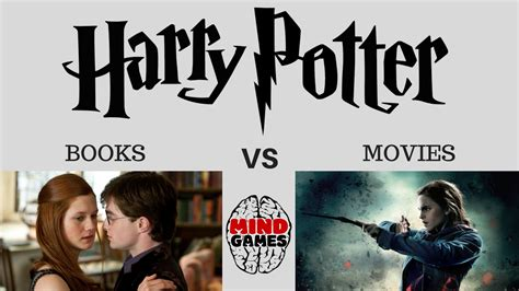 harry potter quiz film vs book harry potter books vs harry potter movies shocking harry