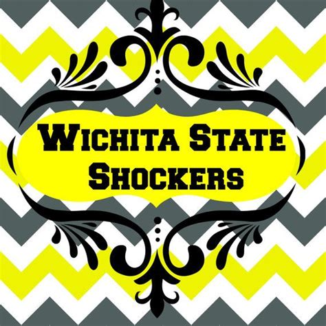 Best Shockers 37 Best Images About Wsu Shockers On Kansas