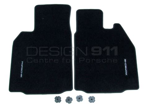 Porsche Cayman Floor Mats by Floor Mats Set Porsche For Boxster 987 And Cayman Rhd Cars