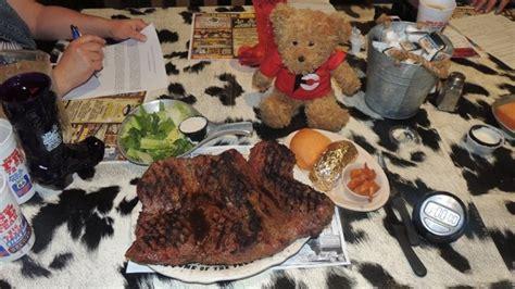 the big texan 72oz steak challenge foodchallenges