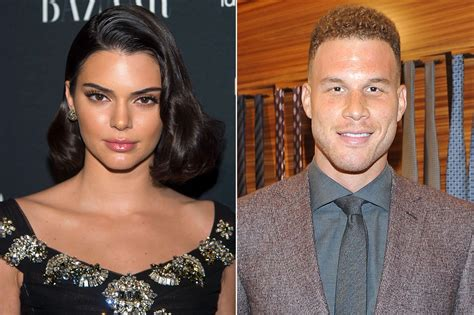 who is kendall jenner dating kendall jenner boyfriend kendall jenner cheers on blake griffin at basketball game