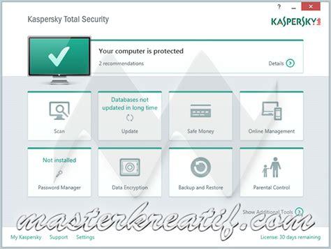 Murah Kaspersky 2 0 Total Security 1 User kaspersky total security 2015 masterkreatif