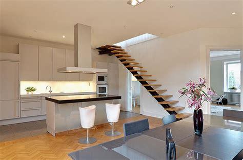 attic apartment charming contemporary attic apartment idesignarch