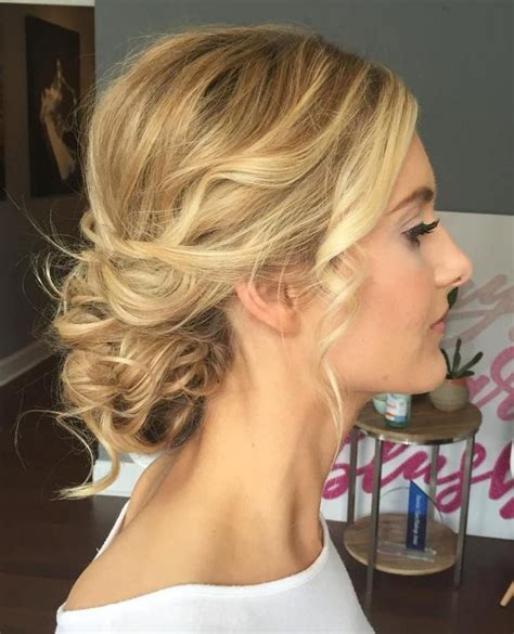 short blonde hairstyles 2015 for egg shaped head 60 updos for thin hair that score maximum style point