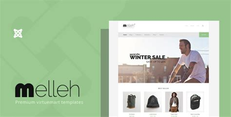 melleh clean ecwid and virtuemart template by themesonic