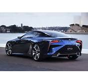 Lexus LF LC Blue Concept 15 Images  Updated Going