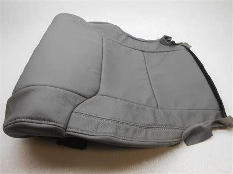 2014 Toyota Tundra Seat Covers Genuine Oem Toyota Tundra Grey Left Lower Leather Seat