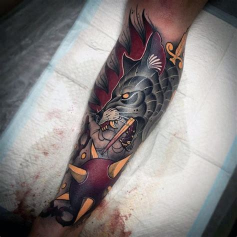 badass half sleeve tattoos 100 badass tattoos for guys masculine design ideas