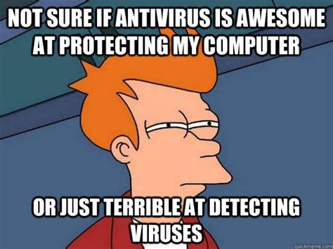 Meme Virus Download - antivirus maker norton says quot antivirus is dead quot fix my