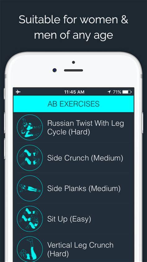 30 day ab challenge app 30 day ab challenge free app gratis app downloaden