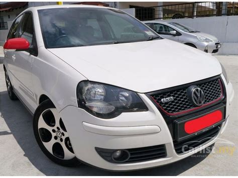 volkswagen hatchback 2009 volkswagen polo 2009 gti 1 8 in selangor manual hatchback