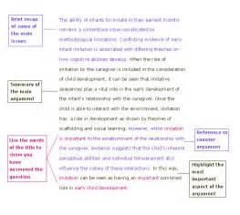 conclusion to an essay example university of leicester