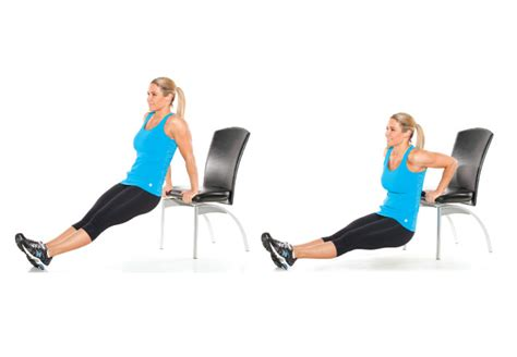 6 exercises you can do at work to burn tone up