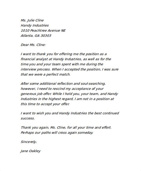 decline job offer letter 22804644 png letter template word