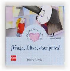 libro venga elisa date prisa cuentos sobre ira on libros funny and editorial