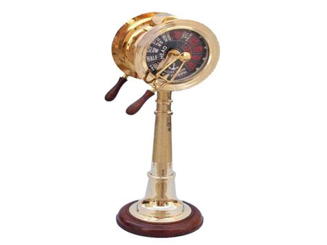 buy brass titanic engine room telegraph 40 inch