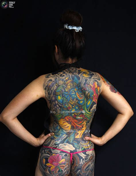 extreme tattoo galleries extreme tattoos totallycoolpix com