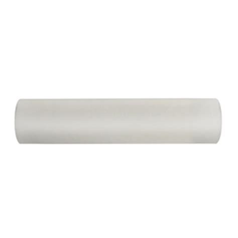 white wood curtain rod allen roth 96 in white wood curtain rod only