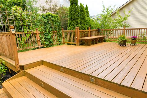 pros  cons  wood  composite decking