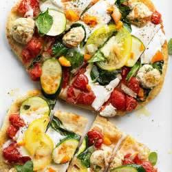 healthy pizza recipes