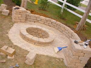 Diy Firepit Creatively Luxurious Diy Pit Project Here To Enhance Your Backyard In 15 Steps