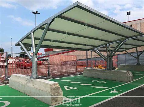 tettoie autoportanti tettoie e pensiline autoportanti per auto caratteristiche