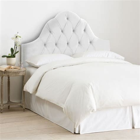 girls tufted headboard best 25 white tufted headboards ideas on pinterest