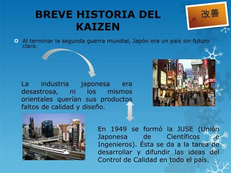 breve historia da la 8420634034 ppt modelo kaizen powerpoint presentation id 2582112